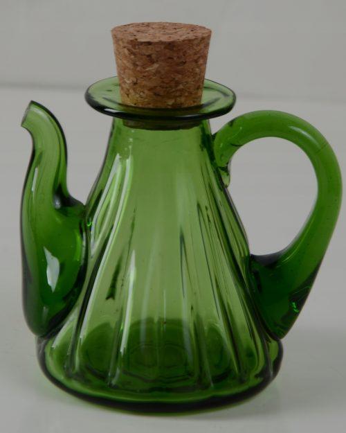 Uroczy pojemnik czajniczek naoliwę/ocet Hiszp.924