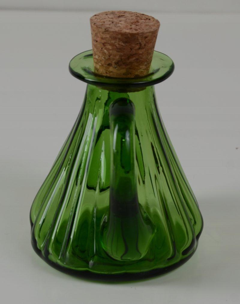 Uroczy pojemnik czajniczek na oliwę/ocet Hiszp.924